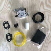 Air Filter & Fuel Line & Carburetor For Husqvarna  123C 123L123LD 223L 223R 322L