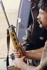 Fireforce!!  Color Rhodesian Light Infantry Bush War Photo RLI Rhodesia Zimbabwe