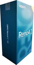 Oppo Reno 4 Z 5g cph2065 128gb Ink Black Senza SIM-lock DUAL-SIM Android Smartphone