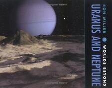Uranus And Neptune (Worlds Beyond)-ExLibrary