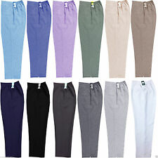 High Casual Trousers Plus Size for Women