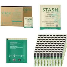 Stash Tea Organic Cascade Mint Herbal 100 Count Bags in 100