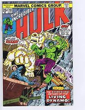 Incredible Hulk #183 Marvel 1975