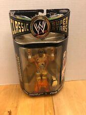 WWE Classic Superstars Ultimate Warrior Series 14 JAKKS Pacific 2007 New