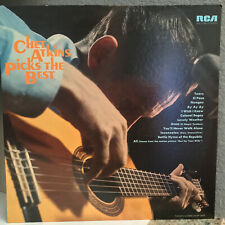 "CHET ATKINS - Picks The Best - 12"" Vinyl Record LP - EX"
