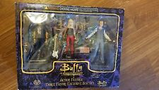 Buffy the vampire slayer Three figure exclusive box set Rare Giles, Buffy and Oz
