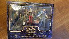 Buffy the vampire slayer Three figure exclusive box set Rare Giles, Buffy and Oz