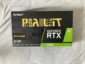 Palit GeForce RTX 2060 6gb StormX Graphics Card - Crypto Mining