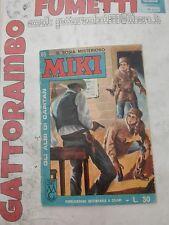 Gli Albi Di Capitan Miki  N.65 - Ed.Dardo Buono+