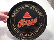 LOT OF 14 BASS ALE ITEMS, 12 COASTERS, ONE TRAY & ONE TOWEL