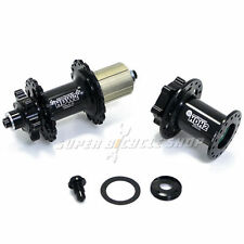 Circus Monkey Disc CNC Lefty Hub For Cannondale , 32 Hole,1 Pair, Black