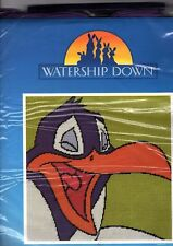 Watership Down KEHAAR el Kit de bordado de tapiz Gaviota DMC