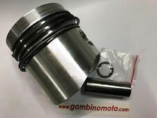 Pistone completo motore LOMBARDINI LDA672/673/674 5LD675/2-3 96 MM 4 segmenti di