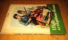 GIULIO VERNE - I FIGLI DEL CAPITANO GRANT-COLLANA GIOVINEZZA n. 8 - 1954 - SM21