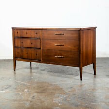 Mid Century Modern Dresser Credenza Broyhill Saga 6 Drawer Star Brazilia Danish