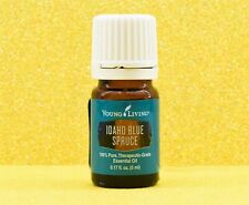 Young Living Idaho Blue Spruce 5ml Essential Oil 3093 Relaxing Evergreen Aroma