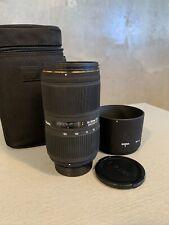 Sigma 50-150mm F2.8 APO DC HSM Pour Nikon
