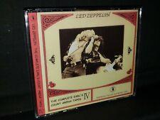 Led Zeppelin 4 CD Set Demand Unprecedented Live Earl's Court 1975