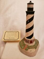 Harbour Lights 102 Cape Hatteras, Nc Lighthouse, Coa, Box #5027 c.1991