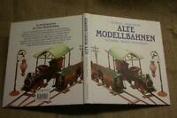 Sammlerbuch alte Modelleisenbahn Bodenläufer Spielbahn Märklin Bings 1995