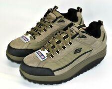 Skechers Mens Shape Ups SN50875 Exercise Toning Walking Shoes Pebble US 10 EU 43