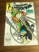 Amazing Spider-man #298, FN/VF 7.0, 1st Eddie Brock, 1st Todd McFarlane Art