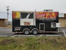2015 Wood Fired Pizza Oven and Mobile Kitchen
