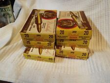 Vintage .300 Weatherby Magnum Ammo Ammunition Cartridge Boxes Tiger lot of 6