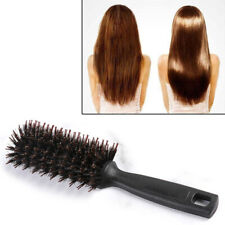 Scalp Massage Hairdressing tool Hair Comb Soft Boar Bristle Quick Dry Brush