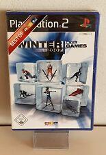 RTL Winter Games 2007 für Playstation 2 PS2,   Neu noch Versiegelt A9735