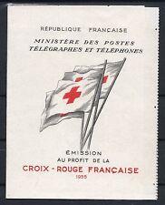 """FRANCE CARNET CROIX ROUGE 2004 """" TIMBRE ENFANT A L'OIE 1955 """" NEUF TTB  P521E"""