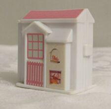 Mini Barbie Folding Pretty Dollhouse Toy Store Replacement Kelly Stacie Nursery