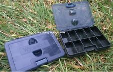 Pair of Wychwood Small Internal Tackle Accessory Box