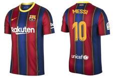Trikot Nike FC Barcelona 2020-2021 Home La Liga - Messi 10 I Barca Heim