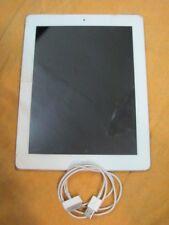 Apple iPad 3rd Gen. 32GB, Camera, Wi-Fi, 9.7in - White A1416 / Model MD329LL/A