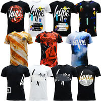 *NEW* HYPE T SHIRT - Boys / Mens Just Hype T-Shirts - XXS XS S M L XL XXL