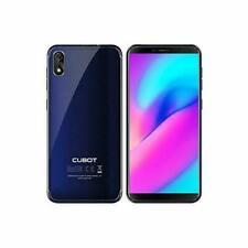 CUBOT J3 DUAL SIM, 5 Zoll, 16GB, Blau, neu und originalverpackt, Android 8