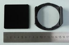 New Infra red IR 680-1300nm filter for Cokin A holders (Hoya R70)