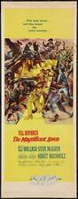 Magnificent Seven Movie Poster Insert #01 Replica
