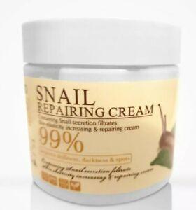 Korean skin care all in one snail mucus repairing cream night cream moisturizer