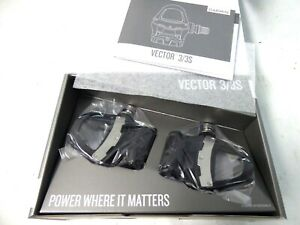 Garmin Vector 3s Power Meter Pedals