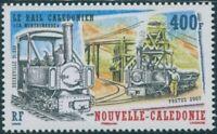New Caledonia 2007 SG1434 400f Railways MNH