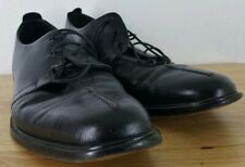 Cole Haan Black Leather Split Toe Dress Lace Up Oxfords Men's U.S. 10 M