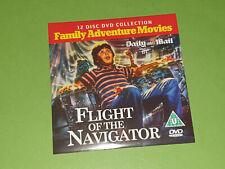 Flight Of The Navigator - Daily Mail Promo DVD - Family Adventure Movie