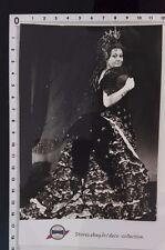Photo REGINE CRESPIN Cantatrice opéra/tirage original/presse/argentique/année 70