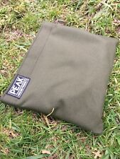 Peak Angling Products cordura green carp fishing lead pouch