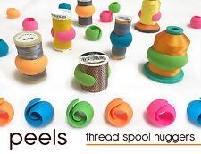 36pcs Thread Spool Huggers Keep Thread Spools From Unwinding Peels