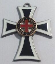 Medieval German Austro Marian Cross Merit Orden Teutonic Knight Order Medal War