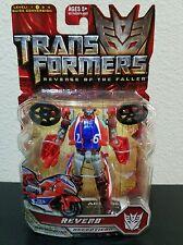 "REVERB Transformers Movie 2 ROTF 4"" inch Scout Class Decepticon Figure 2009 MISB"