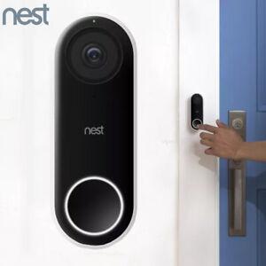 Google Nest Hello Smart Video Türklingel NC5100US HD Sicherheit Kamera